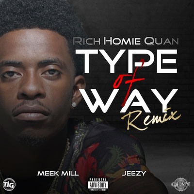 Type Of Way (Remix) Cover
