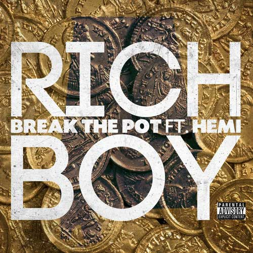 Break The Pot Cover