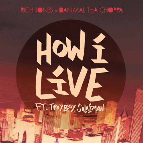 How I Live Cover