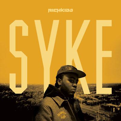 SYKE Cover