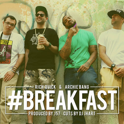 #Breakfast Cover
