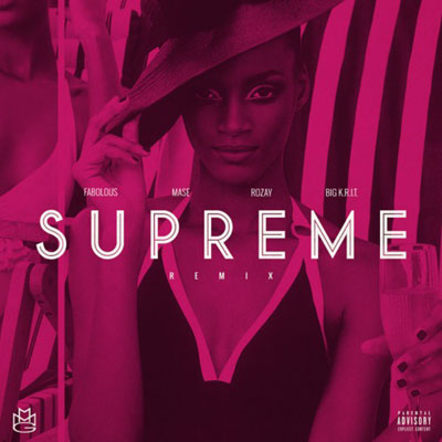 Supreme (Remix) Cover