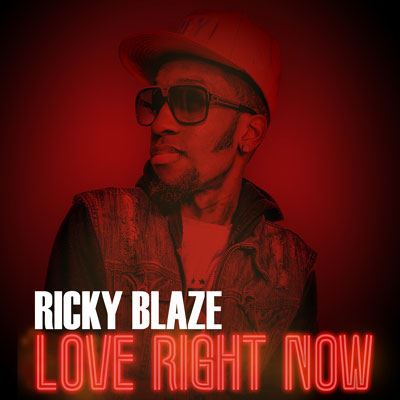 Love Right Now Cover