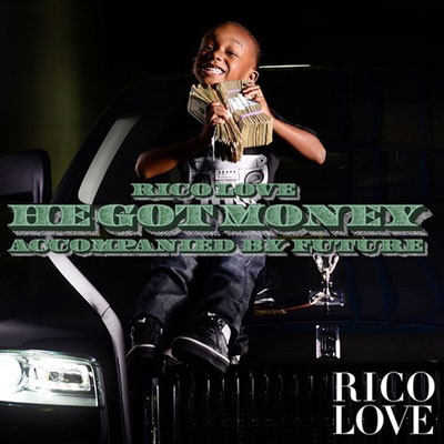 He Got Money Cover