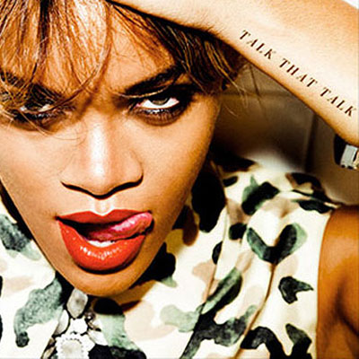 Talk That Talk Cover