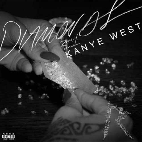 Diamonds (Remix) Promo Photo