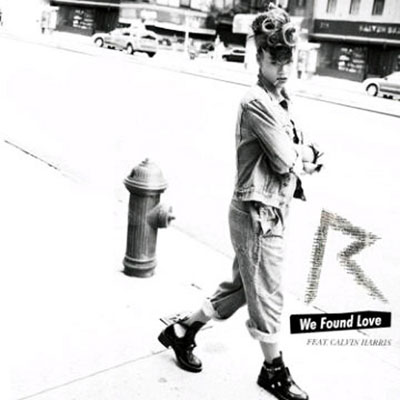 We Found Love Promo Photo