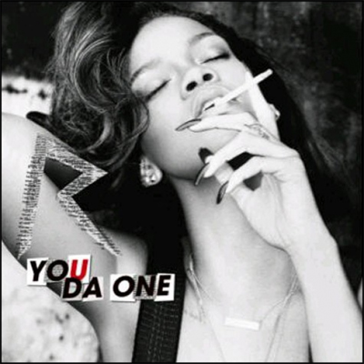 You Da One Cover