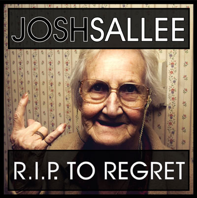R.I.P. to Regret Cover