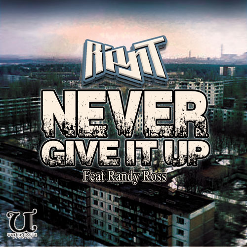 Never Give It Up Cover
