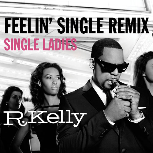 Feelin' Single (Remix) Cover
