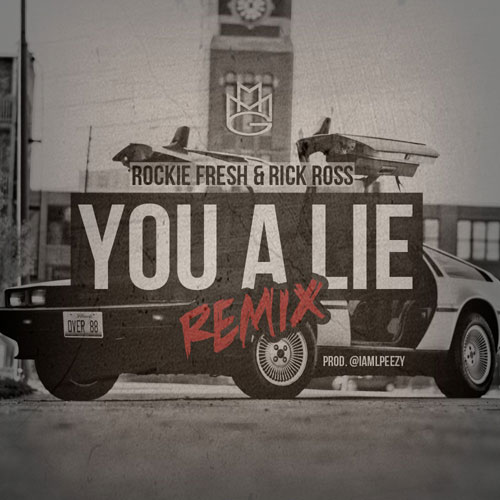 You A Lie (Remix) Cover