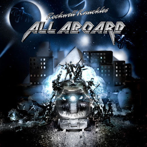All Aboard Cover