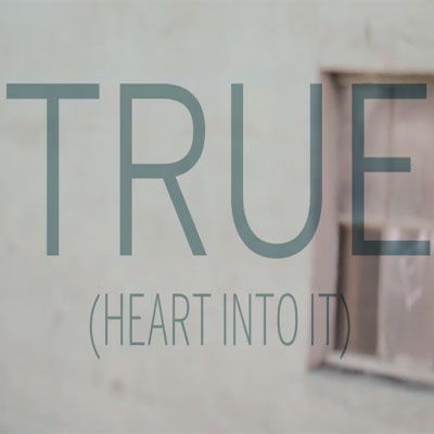 True (Heart Into It) Promo Photo