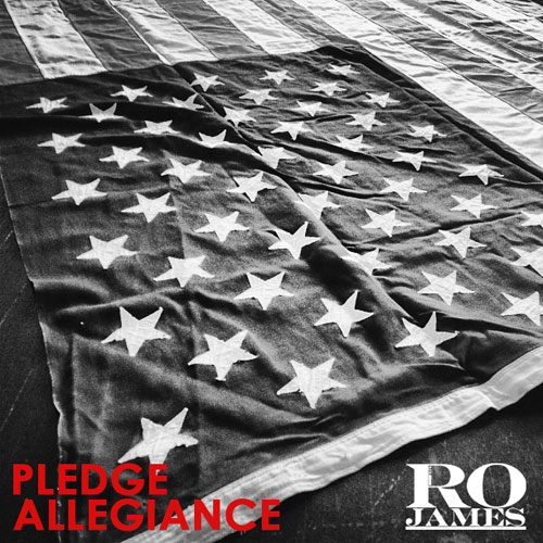 Pledge Allegiance Cover