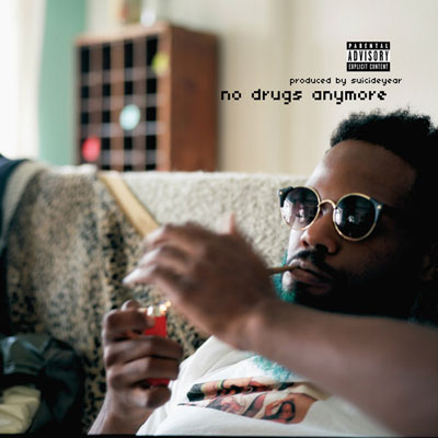 Rome Fortune - No Drugs Anymore Artwork