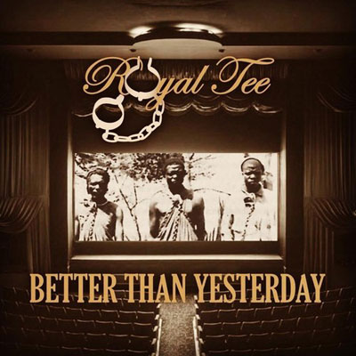 Better Than Yesterday Cover
