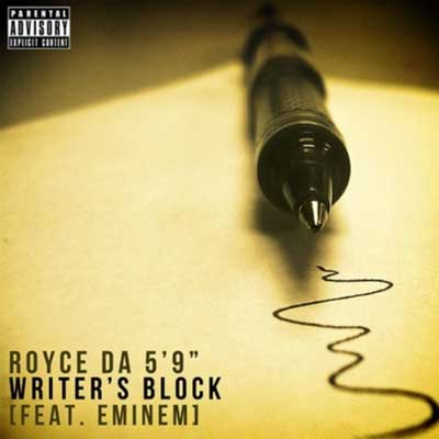 Writer's Block Cover