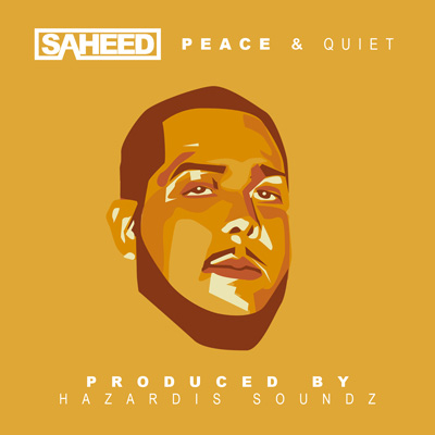 Peace and Quiet Cover