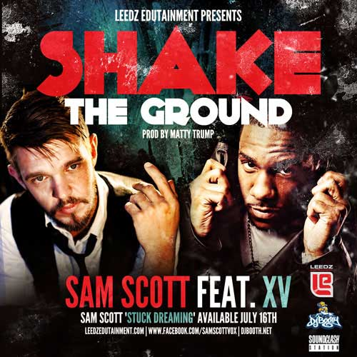 Shake The Groud Cover