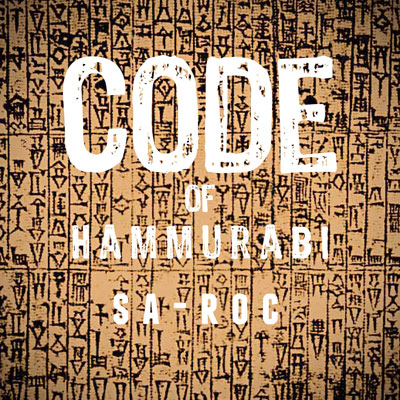 Code of Hammurabi Cover