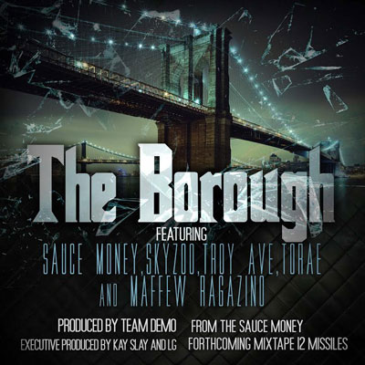 sauce-money-the-borough
