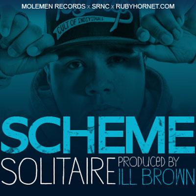 scheme-solitare
