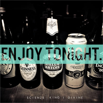 Enjoy Tonight Cover