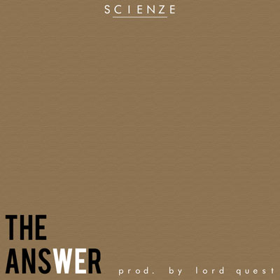 The Answer Cover