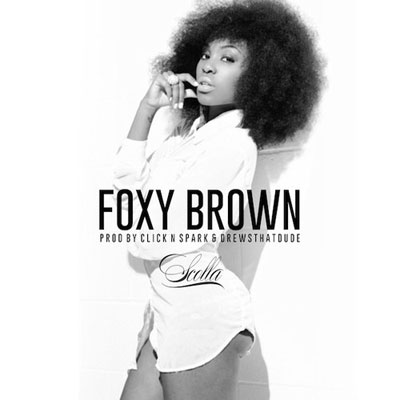 Foxy Brown Cover