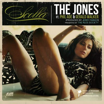 The Jones Cover