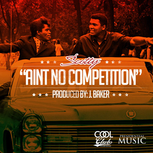 Aint No Competition Cover