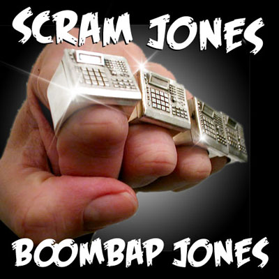 Boombap Jones Cover