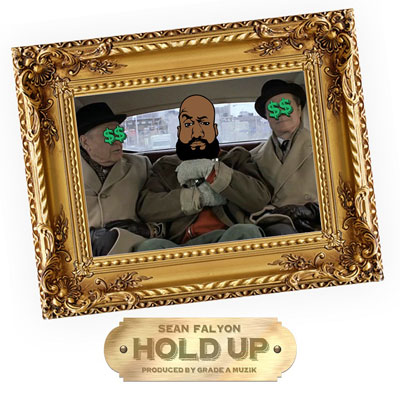 Hold Up Cover