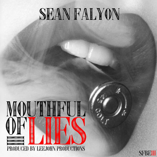 Mouthful of Lies  Cover