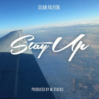 STAY UP Cover