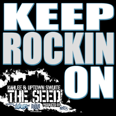 Keep Rockin' On Cover