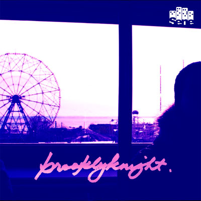 brooklyknight. Cover