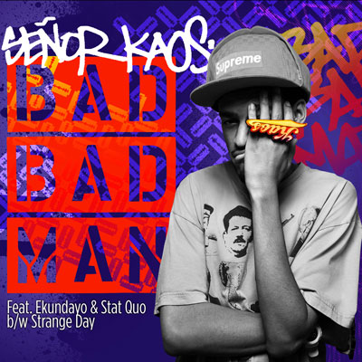 Bad Bad Man Cover