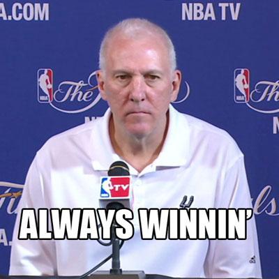 Always Winnin' Cover
