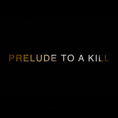 Prelude to a Kill Cover