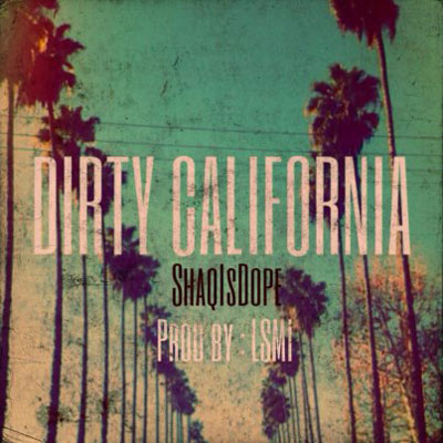 Dirty California Cover