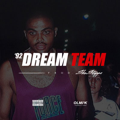 92 Dream Team Cover