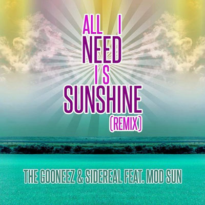 All I Need Is Sunshine (Remix) Cover