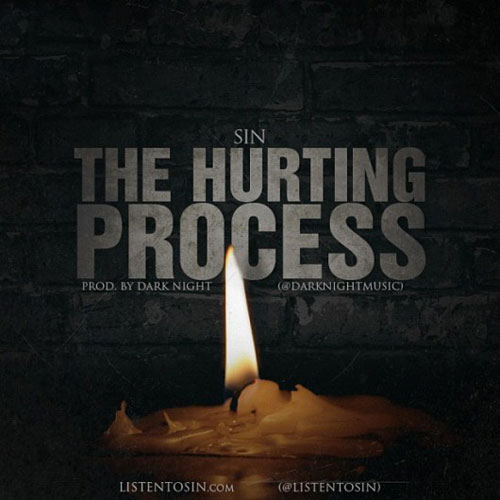 Hurting Process Cover