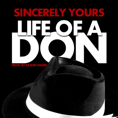Life Of A Don Cover