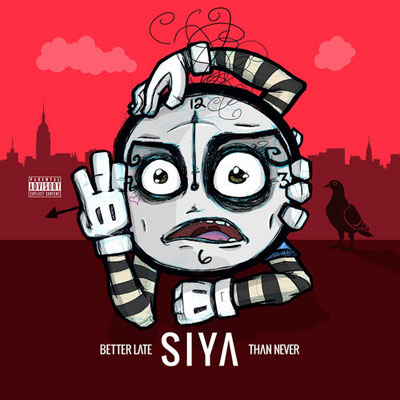 SIYA ft. Problem - I'm the Sh*t Artwork