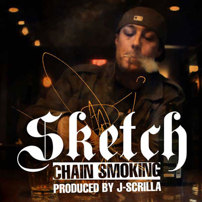 sketch-chain-smoking