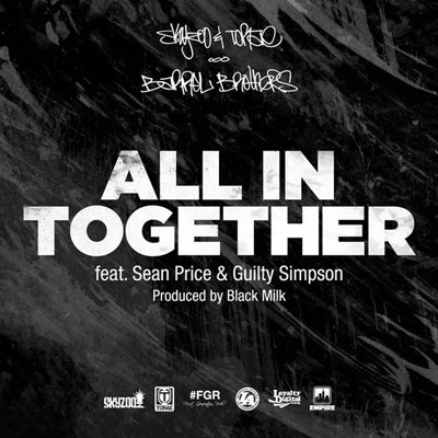 All In Together Cover