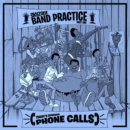 Phone Calls Cover
